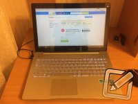 Asus N550JK TouchScreen